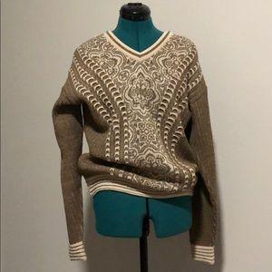 Vintage Monte Carlo Sweater